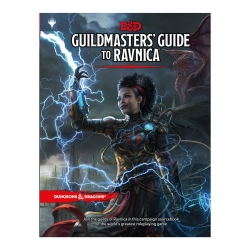 Dungeons & Dragons: Guildmasters' Guide to Ravnica