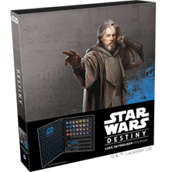 Star Wars Destiny: Luke Skywalker Dice Binder