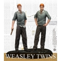 Fred & George Weasley - Harry Potter Miniatures