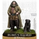 Rubeus Hagrid - Harry Potter Miniatures