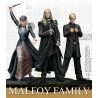 Malfoy Family - Harry Potter Miniatures