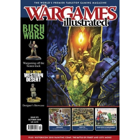 Wargames Illustrated 372