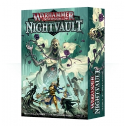 Warhammer Underworlds: Nightvault - English