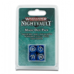 Warhammer Underworlds: Magic Dice Set