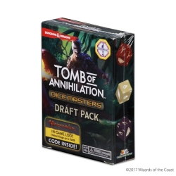 Dungeons and Dragons Dice Masters: Tomb Of Annihilation