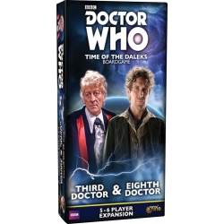 Doctor Who 3rd & 8th Doctors Expansion