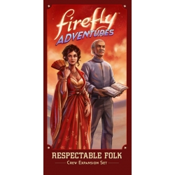 Firefly: Brigands & Browncoats - Respectable Folk Expansion