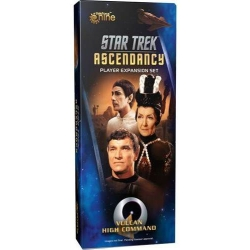 Star Trek Ascendancy Vulcan High Command Expansion