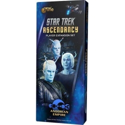 Star Trek Ascendancy Andorian Empire Expansion
