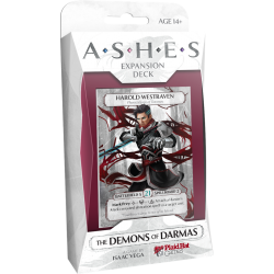 Ashes: Rise of the Phoenixborn: The Demons of Darmas