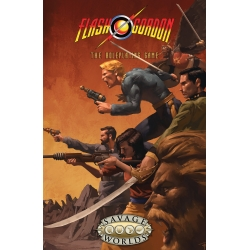 Flash Gordon RPG Softcover