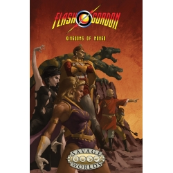 Flash Gordon Kingdoms of Mongo Softcover