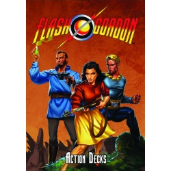 Flash Gordon Double Action Deck