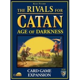 The Rivals For Catan : Age of Darkness