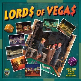 Lords Of Vegas 2nd Edition