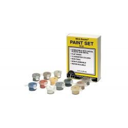 Mini-Scene Paint Set