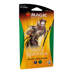 MTG: Guilds of Ravnica Golgari Themed Booster Pack