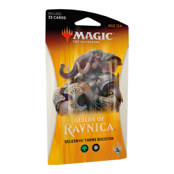 MTG: Guilds of Ravnica Selesnya Themed Booster Pack