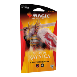 MTG: Guilds of Ravnica Boros Themed Booster Pack