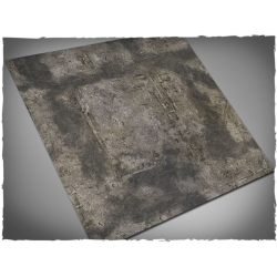 3ft x 3ft, Gothic Ruins Theme Mousepad Game Mat
