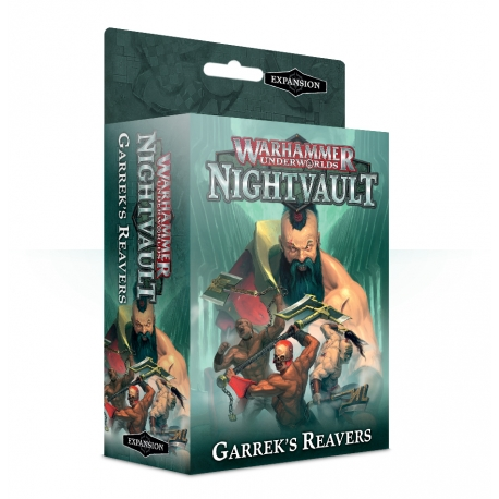 Warhammer Underworlds: Garrek's Reavers - English