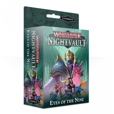 Warhammer Underworlds: The Eyes Of The Nine - English