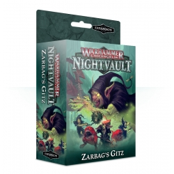 Warhammer Underworlds: Zarbag's Gitz - English