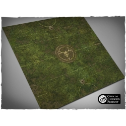 3ft x 3ft, Official Hunters (Sun Father) GB Pitch Mousepad Games Mat