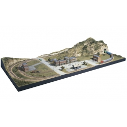 Mountain Valley Scenery Kit