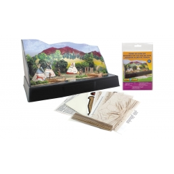 Tepee Village Kit