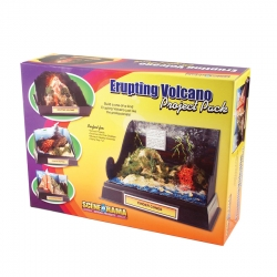 Erupting Volcano Project Pack
