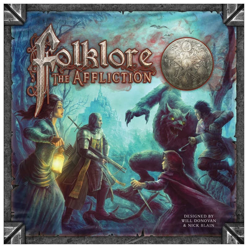 Folklore The Affliction Board Games Home Wayland Games