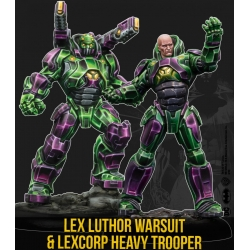 Lex Luthor Armour & Heavy Trooper - Multiverse