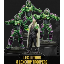 Lex Luthor & Lexcorp Troopers - Multiverse