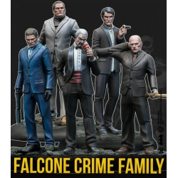 Falcone Crime Family