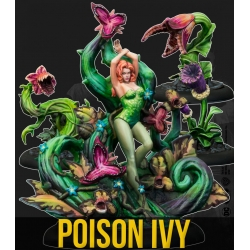 Poison Ivy & Plants - Comic - Multiverse