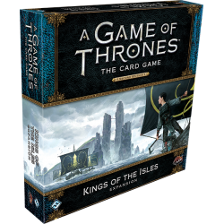 A Game of Thrones: The Card Game Second Edition: Kings of the Isles