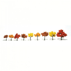 "1 1/4 2 - 3"" Ready Made Fall Mix (9 / Pk)"