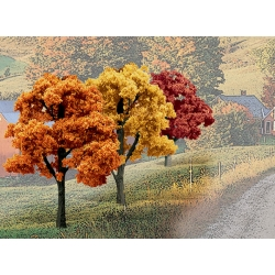 "3"" - 5"" Ready Made Fall Colours Deciduous Value Pack (14 / Pk)"