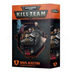 Kill Team Commander: Gaius Acastian - English