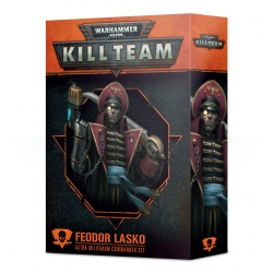 Kill Team Commander: Feodor Lasko - English
