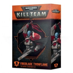 Kill Team Commander: Fireblade Twinflame - English