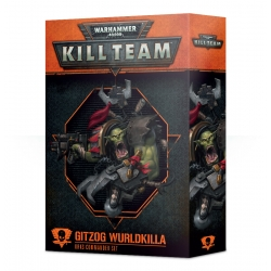 Kill Team Commander: Gitzog Wurldkilla - English