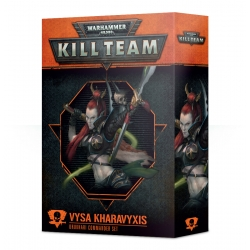 Kill Team Commander: Vysa Kharavyxis - English