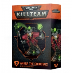 Kill Team Commander: Ankra The Colossus - English