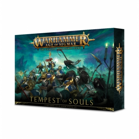 Age Of Sigmar: Tempest Of Souls - Italian