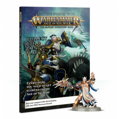 Getting Started With Warhammer: Age Of Sigmar - German