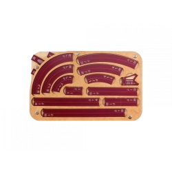 Space Fighter Manouver Tray 2.0 - Crimson