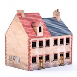 Semi Detached House and Shop