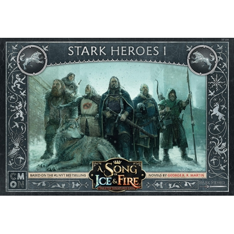A Song Of Ice and Fire: Stark Heroes 1